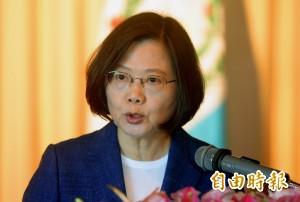 安倍晉三連任自民黨總裁 蔡英文祝賀