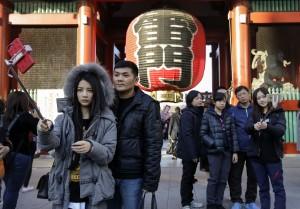 中客「十一黃金週」最想去哪國玩?  日本登上榜首