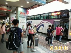 客運運價喊漲2.83% 客運公會再送調漲案