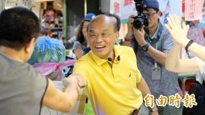 民進黨今年不辦黨慶  蘇貞昌這麼看