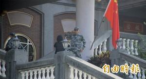 國安局官員:「五星寺」不除必成國安隱患