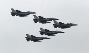 提升我防禦能力! 美同意對台軍售F-16等戰機備件