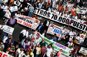 西班牙Uber、Cabify司機癱瘓街頭 抗議新法案加緊管制