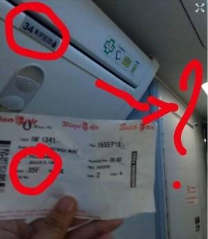 訂機票買到「消失的座位」 女乘客傻眼控廉航