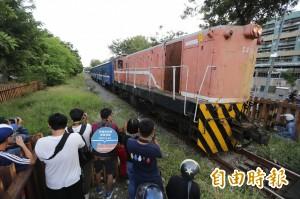 再見!高雄百年臨港線開出末班車 正式走入歷史