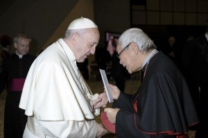 梵中簽署協議 外媒:中國地下教會前途堪慮