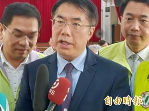 成大學生會辦台南市長辯論 6選將只剩黃偉哲還沒點頭