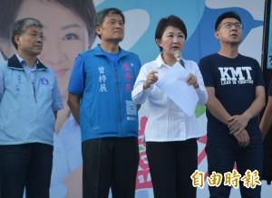 盧秀燕發表醫療、社福政見 中市府:早就在做了