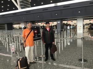 桃園轉機出示聯合國難民證 2中國異議人士要求庇護