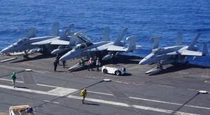 貿易戰延伸至軍事衝突?美海軍部長:不惜代價保護商路