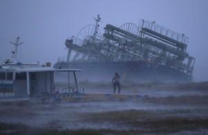 潭美颱風登陸日本和歌山 已釀1失蹤1命危93傷