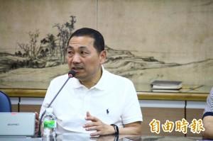 嗆蘇貞昌追加核四預算又送回燃料棒  侯友宜:浪費民脂民膏
