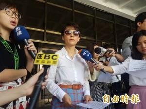 郭新政因妨害名譽案出庭 強調「真相只有一個」