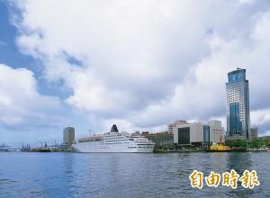 基港大樓擴建造型像郵輪 將成台灣門戶新地標