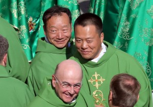 中國主教赴梵諦岡世界主教會議 獲教宗「熱烈歡迎」