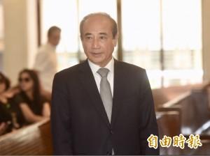 賴揆為促轉會事件道歉 王金平肯定吳佩蓉「吹哨」
