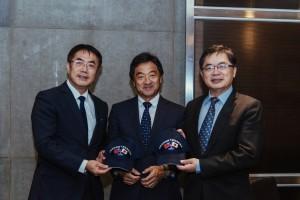日本團隊引透地雷達協助台南 黃偉哲提5點路平政策