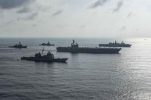 給中國下馬威!CNN:美軍擬11月軍演 將航行台海