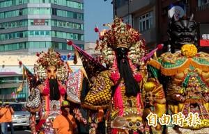 「北台灣媽祖文化節」最高潮 謝金燕領軍演出
