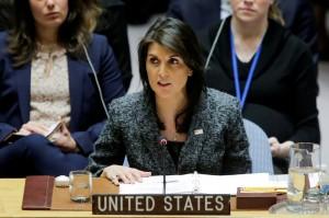 美駐聯合國大使海利驚傳請辭 年底離開白宮團隊