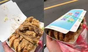 雞排便當「滿到蓋不住」只要85元  網友驚:也太佛心!