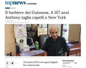 大勝年輕人! 107歲世界最高齡理髮師手穩下刀快