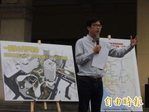 陳其邁批軌道建設說法與黨團不一 韓國瑜:別拿張飛打岳飛