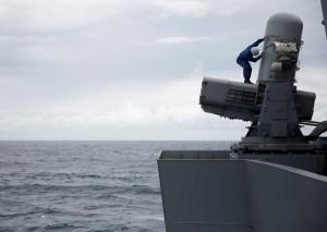 日本加賀號艦上畫面曝光 「乾淨度」驚人