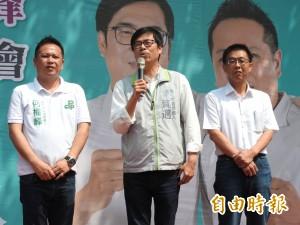 央視報導韓國瑜 綠營批中國勢力滲透台灣