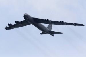 美中關係緊繃!美軍B-52H轟炸機5度接近中國海岸