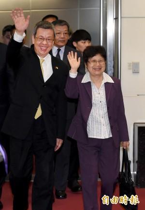 結束「聖誼之旅」 陳建仁:教廷肯定台灣貢獻、雙方關係緊密