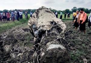 緬甸2中國製戰機墜毀!2飛行員喪命 1女童遭碎片擊斃