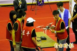 總獎金破百萬TDK盃智慧型機器人賽 虎科大登場