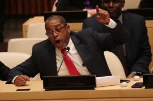 聯合國罕見!古巴代表團怒拍桌 打斷美國代表演講