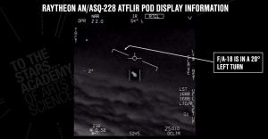 F-18戰機遭遇UFO 美國會考慮舉行聽證會