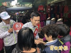 鄭朝方「維新3支箭」 盼用心改變新竹縣