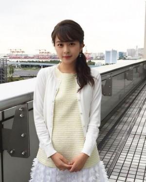 「是高中生吧?」日本甜美系氣象主播擄獲網友心