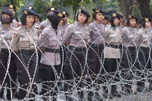 「好女孩」才能當警察? 印尼女警須先「觸診」驗處女膜