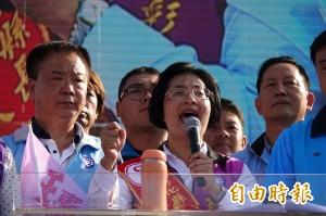 魏明谷推「綠電午餐」 王惠美痛批「靠賣電才有飯吃?」