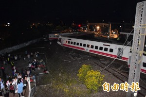普悠瑪蘇澳翻覆逾百傷亡 列車疑故障曾中途暫停2次