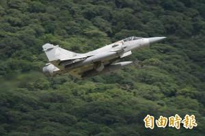 幻象戰機大翻修 空軍與法國簽訂5年逾百億合約