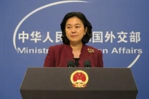 美軍艦穿梭台海   中國外交部反問記者:是航行還是挑釁?