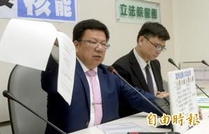 傳綠委撤連署 民進黨團:對《宗教基本法》持反對態度