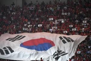這能接受嗎?亞足U19南韓出賽 大會竟播北韓國歌...