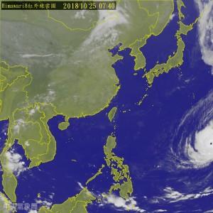 與「山竹」並列最強颱風  「玉兔」走向下週二是關鍵