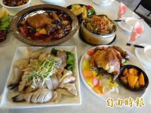 天天吃好料》台南86山雞城 跑山雞料理吸客