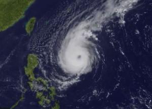 「玉兔」來台灣或去中國?美氣象專家:暴雨恐下在...