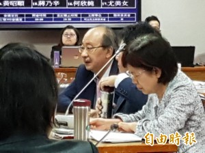 彈劾案擬記名、公開 柯建銘:監察院須面對修法結果