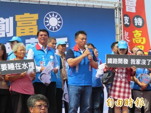 向韓國瑜看齊 高思博要讓台南子弟不再北漂