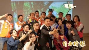林智堅競選官網上線 邀新竹市民見證城市改造